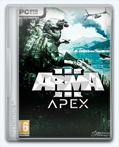 Arma 3: Apex Edition [v 1.86.145229 + DLCs] (2013) PC | RePack от =nemos=