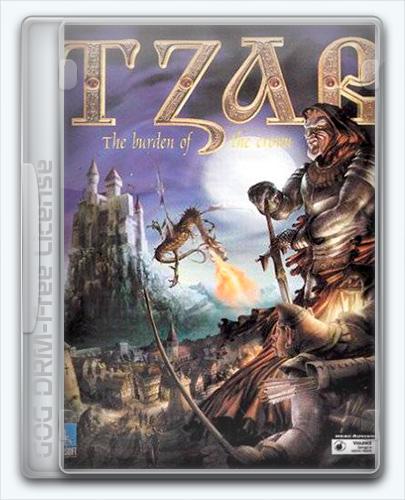 Tzar: The Burden of the Crown / Огнем и мечом (2000) [Multi] (1.01) License GOG