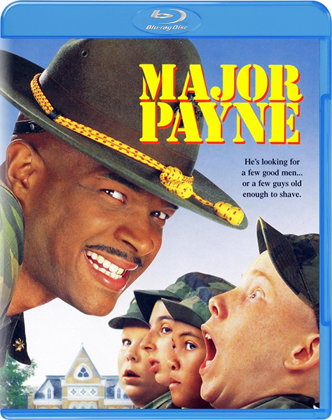 Майор Пэйн / Major Payne (1995) BDRip 720p