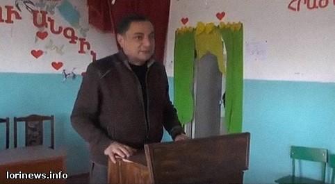 Վահրամ Բաղդասարյանի նախընտրական հանդիպումները Ստեփանավանի տարածաշրջանի բնակչության հետ