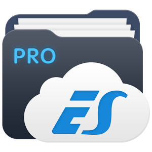 [Система] ES File Explorer/Manager PRO v1.0.8 [Android 2.2, RUS + ENG]