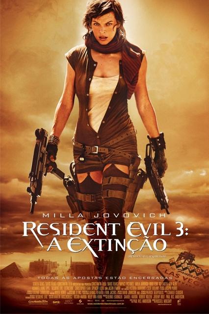 Обитель зла 3 / Resident Evil: Extinction (2007) BDRip 720p от k.e.n & NNMClub | D, A