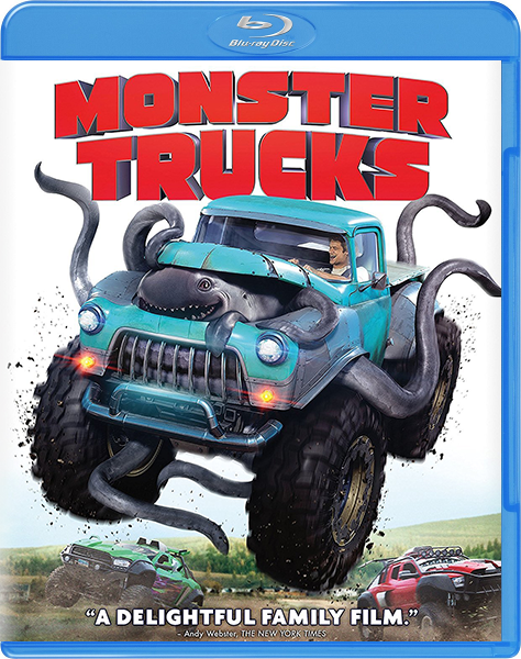 Монстр-траки / Monster Trucks (2016) BDRip 1080p | Лицензия