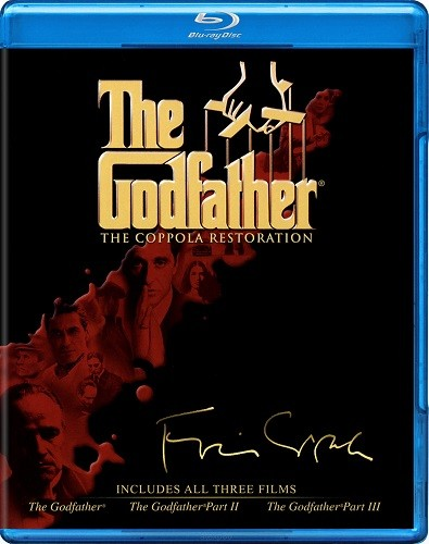 The Godfather Trilogy 720p-1080p BluRay x264