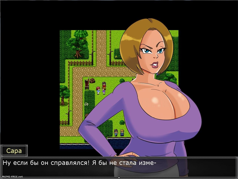 Urban Demons / Городские демоны [2017] [Uncen] [ADV, RPG] [RUS] H-Game