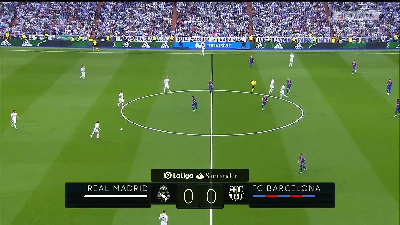 Футбол. Чемпионат Испании 2016-17 (33-й тур) Обзор матчей (2016) HDTVRip 720p
