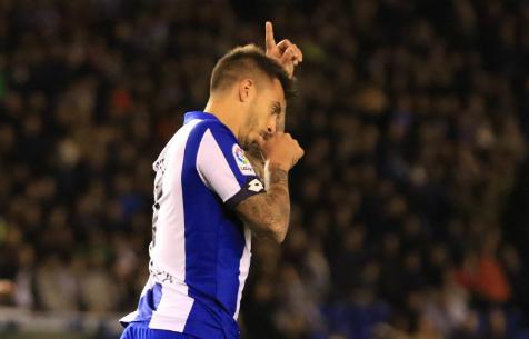 3 из 5 голов Хоселу в Ла Лиге пришлись в ворота