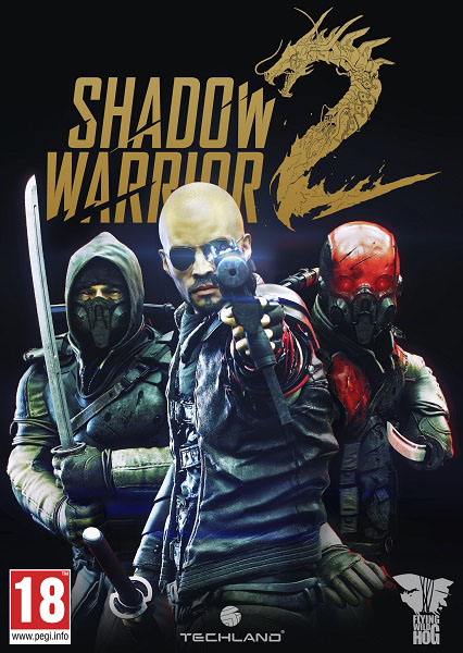 Shadow Warrior 2: Deluxe Edition [v 1.1.13.0 + DLC's] (2016) PC | RePack