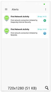 GlassWire для Android (Data Usage Privacy) 1.0.50r (2017) Android