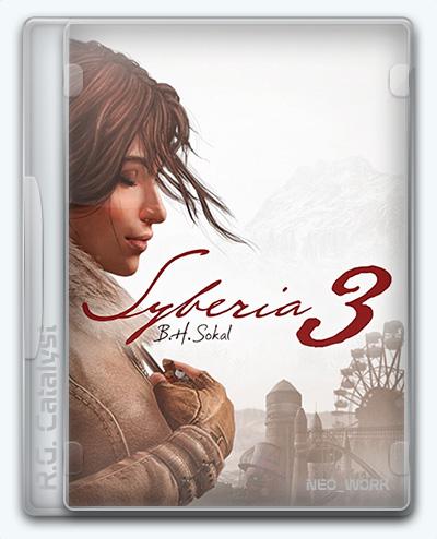 Syberia 3 (Русская озвучка)