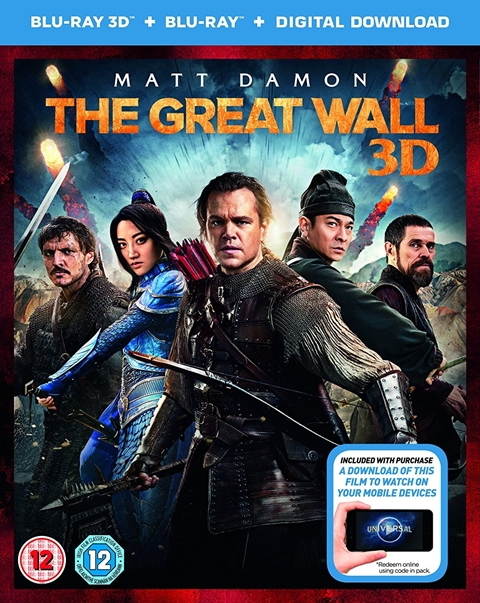 Великая стена / The Great Wall (2016) BDRip 720p от k.e.n & MegaPeer | Лицензия