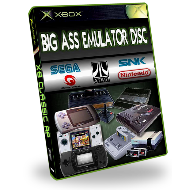 [Original Xbox] Big Ass Emulator Disc [NTSC / ENG]