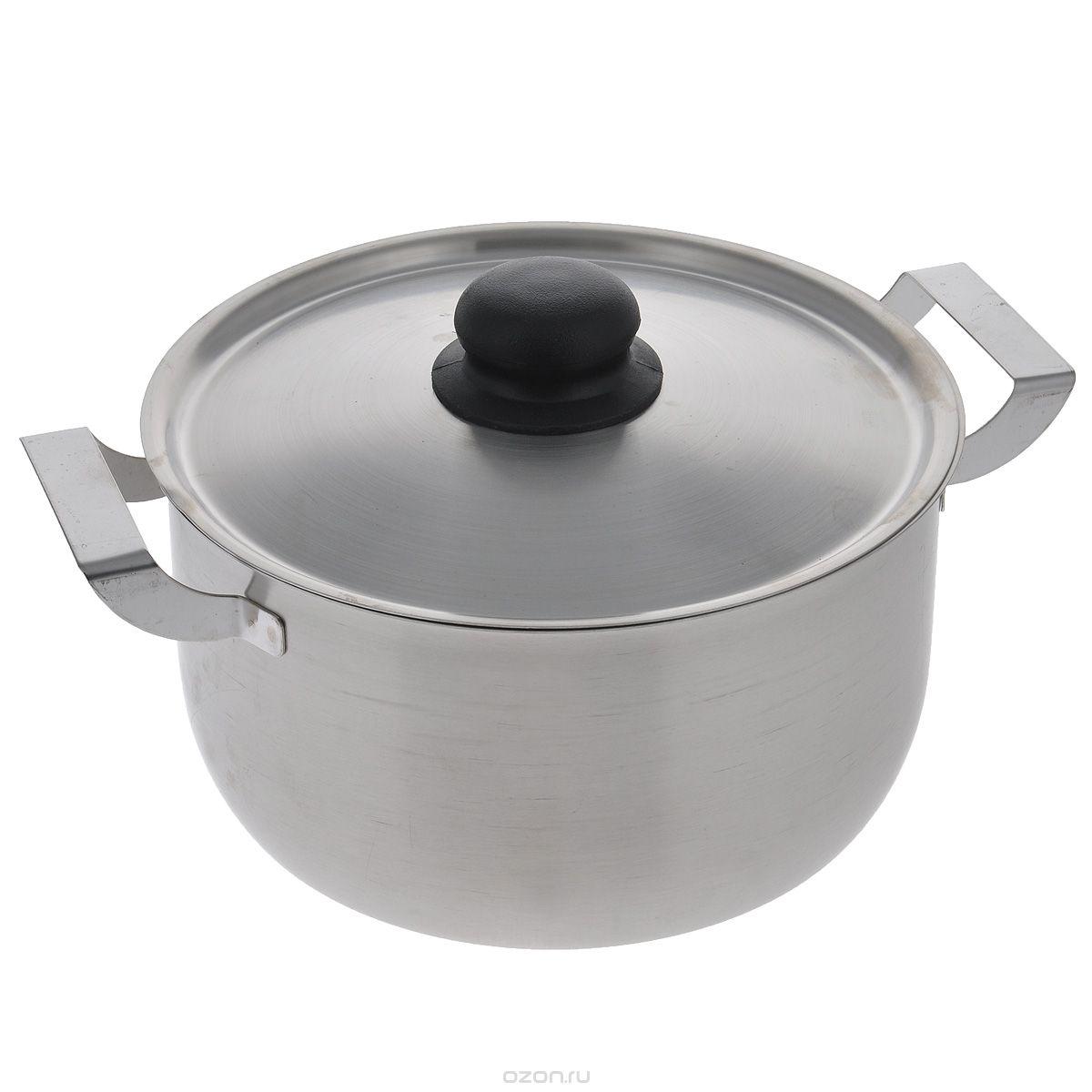 Посуда из нержавеющей стали: от обычной до профессиональной