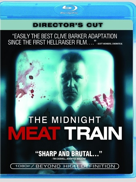 Полуночный экспресс / The Midnight Meat Train (2008) BDRip 720p от k.e.n & MegaPeer | D | Directors Cut