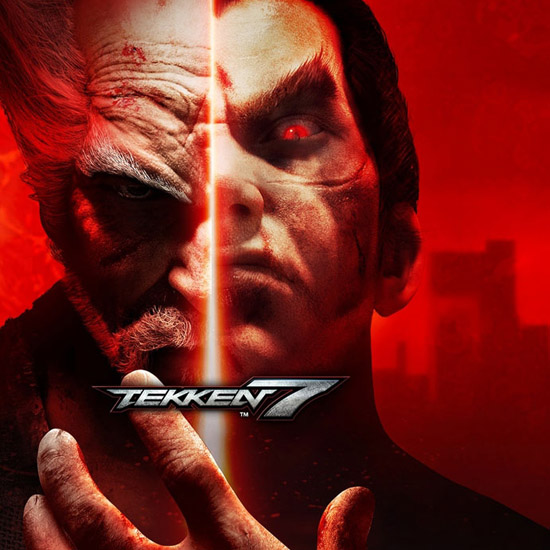 Tekken 7 - Deluxe Edition [v 1.06 + DLCs] (2017) PC