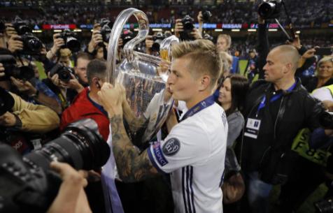 """Общая стоимость футболистов """"Мадрида"""" возросла на 18,5 млн евро"""