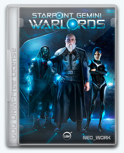 Starpoint Gemini Warlords (2016) [Ru/Multi] (1.630.1/dlc) License GOG [Digital Deluxe Edition]