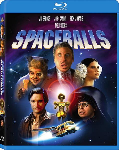 Космические яйца / Spaceballs (1987) BDRip 720p | P, P2, A, L1