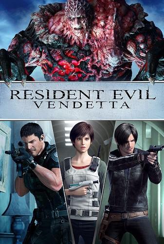 Resident Evil Vendetta 2017 1080p WEB-DL X264 AC3-EVO