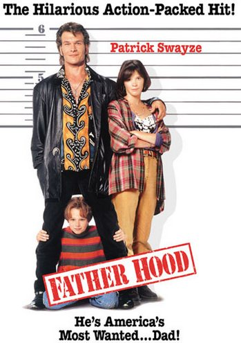 Отцовство / Отчаянный Папа / Father Hood (Даррелл Джеймс Рудт / Darrell James Roodt) [1993, США, Криминальнаякомедия, VHSRip] [Full Screen] AVO (Антон Пронин)