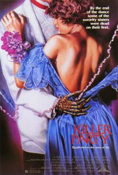 Убойная вечеринка / Killer Party (1986) WEBRip 720p