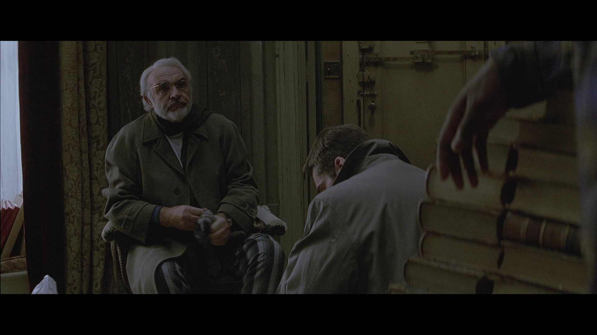 finding forrester movie clips - HD1920×1080