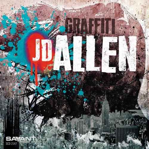 [TR24][OF] JD Allen - Graffiti - 2015 (Hard Bop, Free Jazz)
