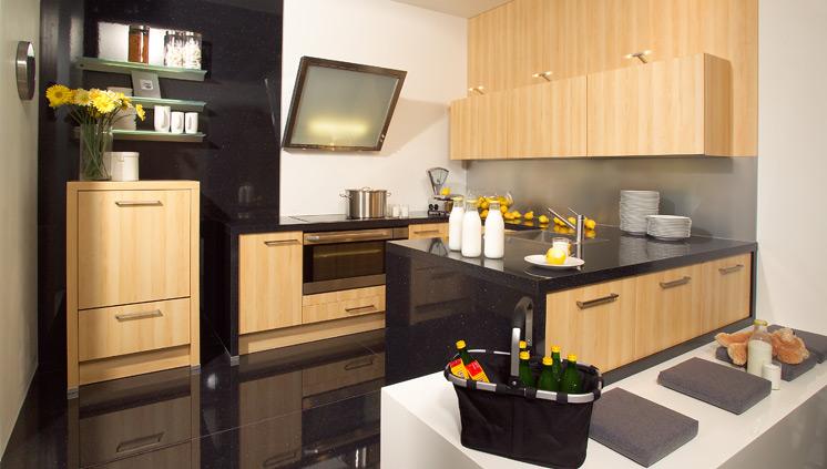 Кухонный гарнитур Нольте – лучшее решение для частного дома или квартиры