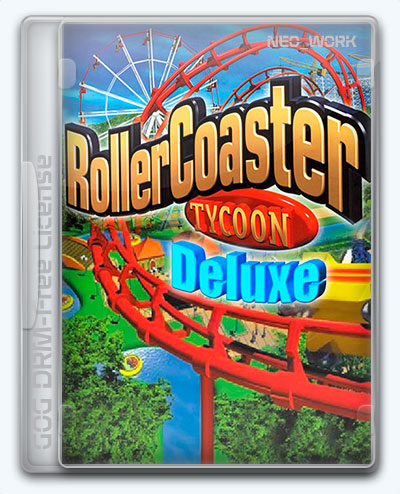 RollerCoaster Tycoon (1999) [En] (1.0/dlc) License GOG [Deluxe Edition]