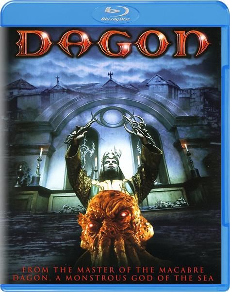 Дагон / Dagon (2001) BDRip 720p | P, P2, A
