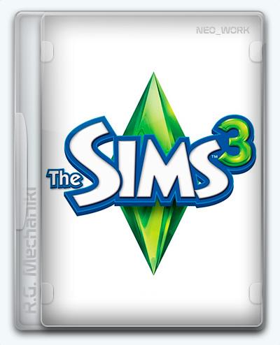 The Sims 3 (2009-2013) [Ru/En] (1.67/dlc) Repack R.G. Механики [Complete Edition]