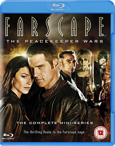 Галактическая война / Farscape: The Peacekeeper Wars (2004) BDRip 720p | P2