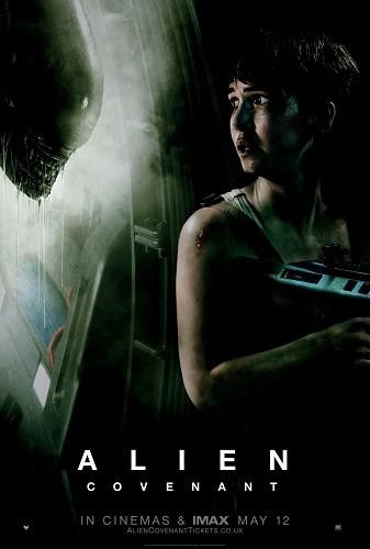 Alien Covenant 2017 1080p WEB-DL H264 AC3-EVO