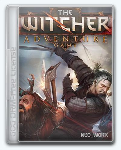 The Witcher Adventure Game (2014) [En/Pl] (1.2.5a) License GOG