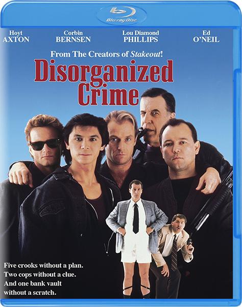 Дезорганизованная преступность / Disorganized Crime (1989) BDRip 1080p | P2, A
