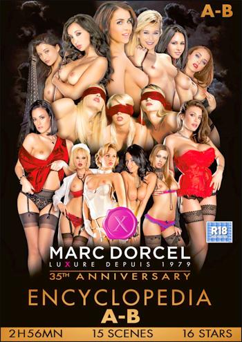 Marc Dorcel - 35-ая Годовщина: Энциклопедия от А до Б / The 35th Anniversary: Encyclopedia A-B (2014) WEB-DL