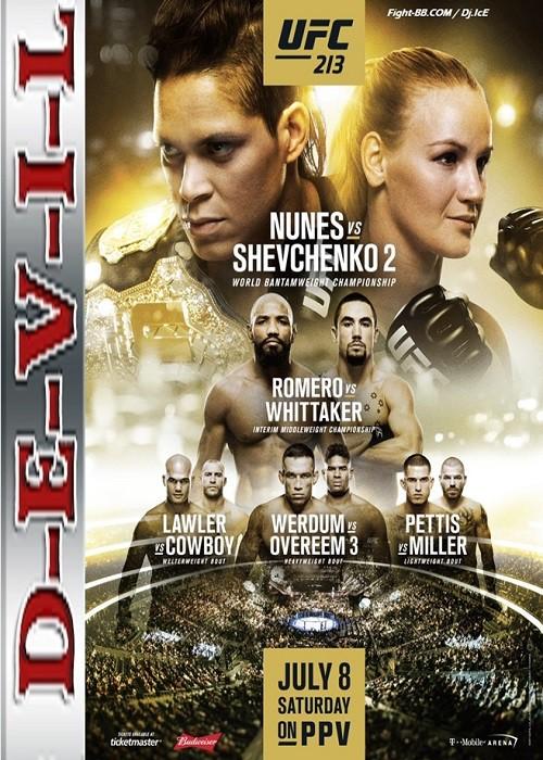 UFC 213 Romero vs Whittaker PPV (2017) 720p.HDTV.x264-Ebi | ENG