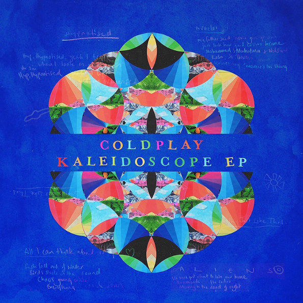 Coldplay - Kaleidoscope EP (2017) FLAC