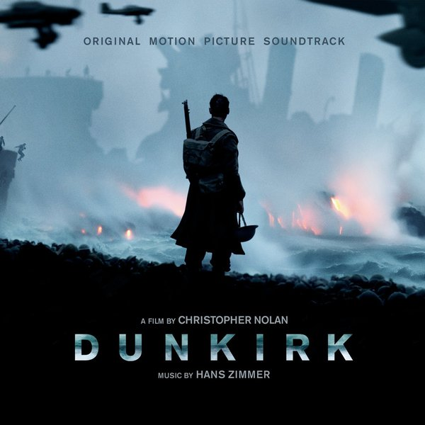 OST - Дюнкерк / Dunkirk: Original Motion Picture Soundtrack [Music by Hans Zimmer] (2017) MP3