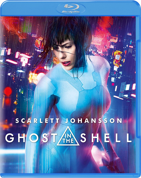 Призрак в доспехах / Ghost in the Shell (2017) BDRip 1080p | 3D-Video | halfOU | Лицензия