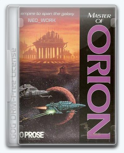 Master of Orion 1+2 (1993/1996) [Multi] (1.3/1.31) License GOG