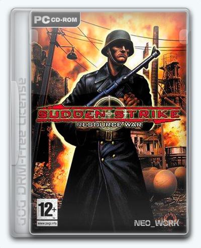 Sudden Strike: Resource War / Sudden Strike: Битва за ресурсы (2004) [Multi] (2.4) License GOG