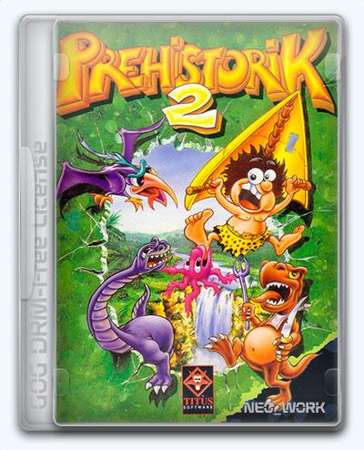 Prehistorik 2 (1993) [En] (1.0) License GOG