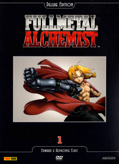 Hagane no Renkinjutsushi | Fullmetal Alchemist | Стальной алхимик / Цельнометаллический Алхимик [2003, TV, 51 серия] DVB 480p rus