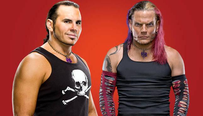 WWE отказали в регистрации торговой марки, относящейся к братьям Харди