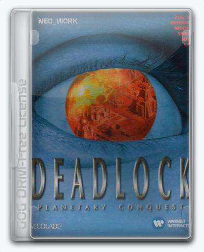 Deadlock: Planetary Conquest (1996) [En/Ge] (1.20) License GOG