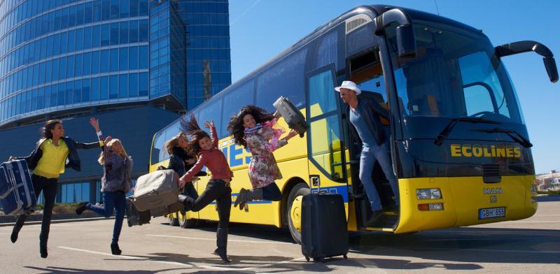 Путешествие на автобусе - комфортно и доступно