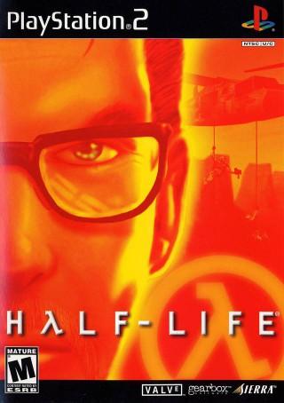 [PS2] Half-Life (2001) [Full RUS|NTSC] [«ViT Company»] [DVD-Convert]