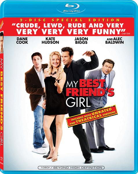 Девушка моего лучшего друга / My Best Friend's Girl (2008) BDRip 720p | D, L1 | Unrated