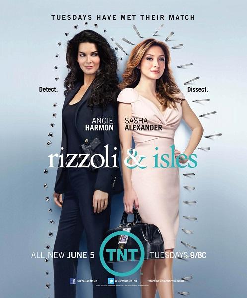 Риццоли и Айлз (2015 (6 сезон))